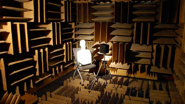 There is world\'s most quietest room in U.S in which 99, 99% of ...