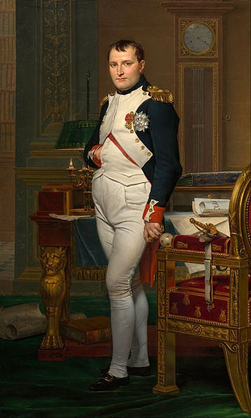 Napoleon's penis was removed and sold for $3000.