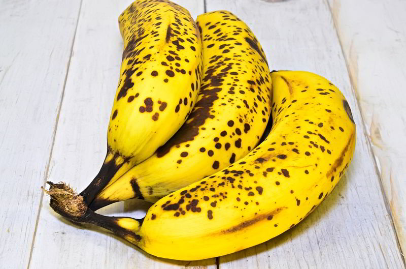 Studies show that people suffering from depression will actually feel better after eating a banana.