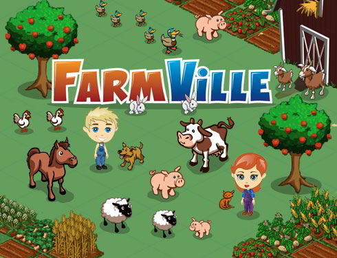A woman once murdered her baby son because he interrupted her while she was playing FarmVille.