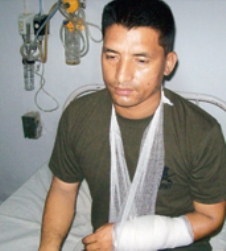 Bishnu Shrestha, Hero Gurkha Soldier